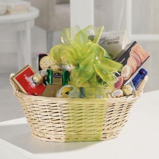 The Grand Gourmet Gift Basket For Sympathy