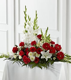 The Crimson & White™ Arrangement