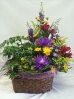 FANCIES SYMPATHY GARDEN BASKET
